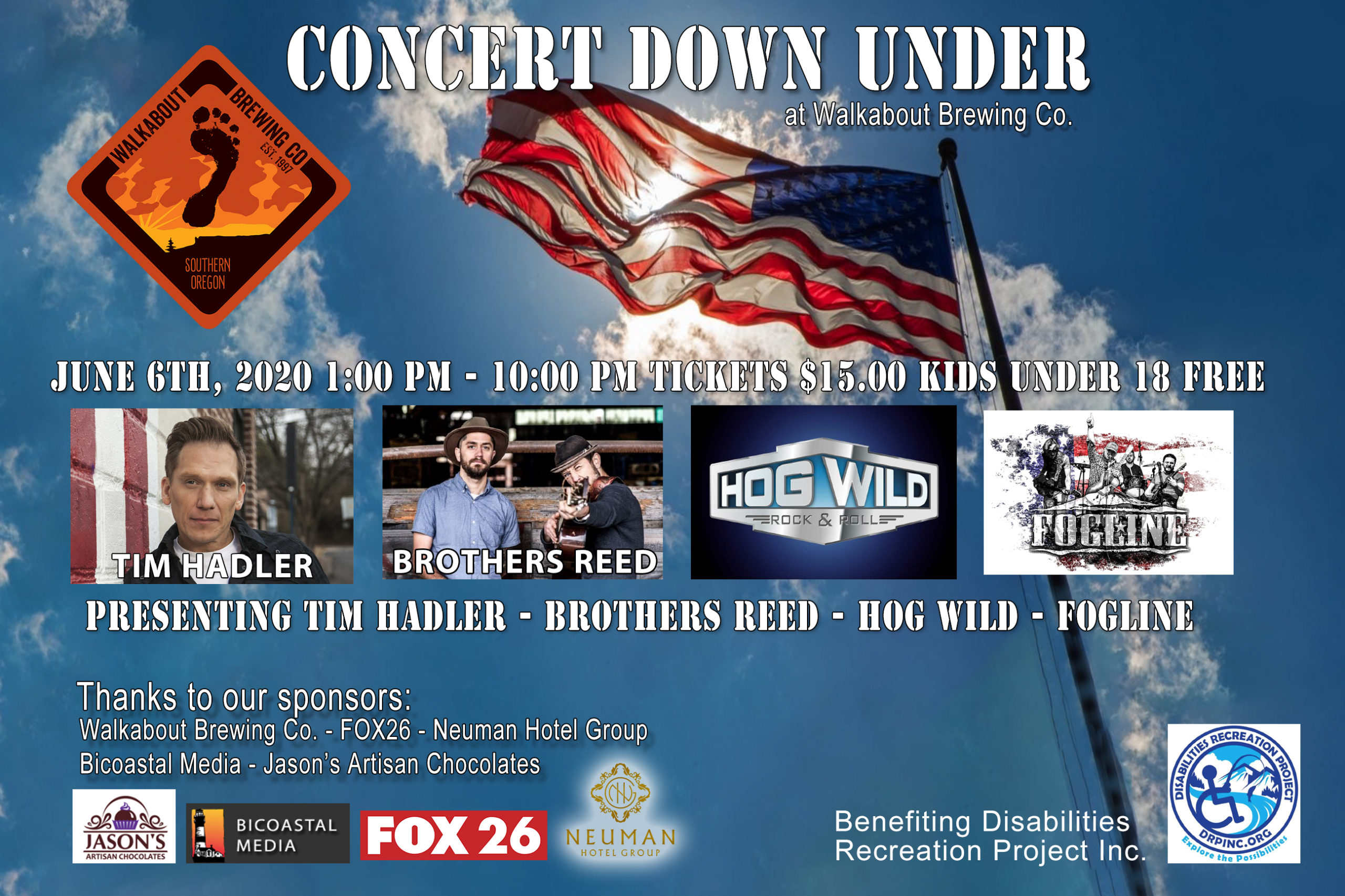 Concert Down Under